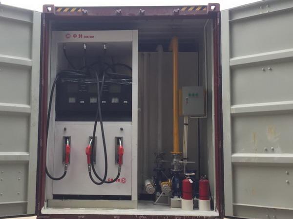 移動式加油站