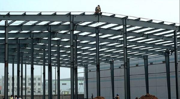 门式钢结构工厂