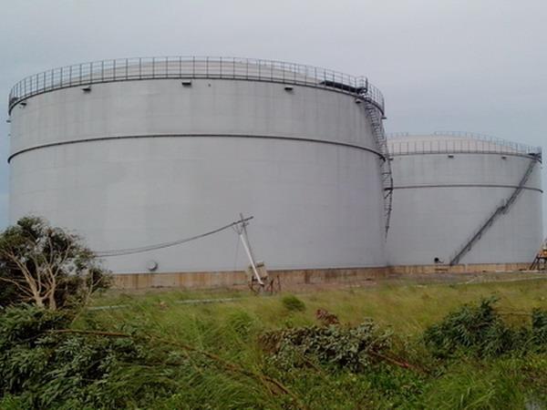 防城港网壳拱顶储油