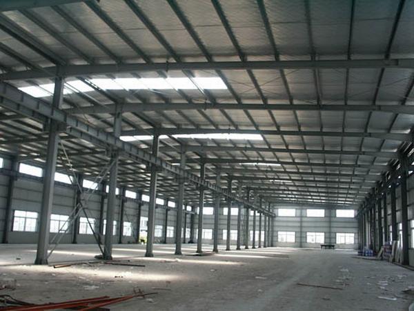 鋼結構廠房工程